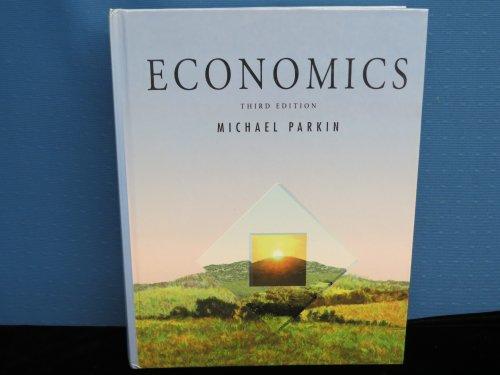 9780201537628: Economics