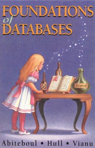 9780201537710: Foundations of Databases: The Logical Level