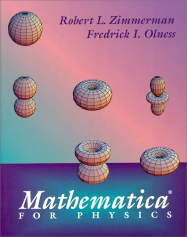 9780201537963: Mathematica for Physicists
