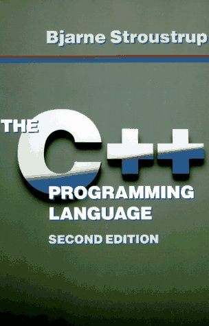 The C++Programming Language. Second Edition