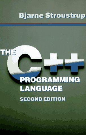 C++ Programming Language, The: Bjarne Stroustrup