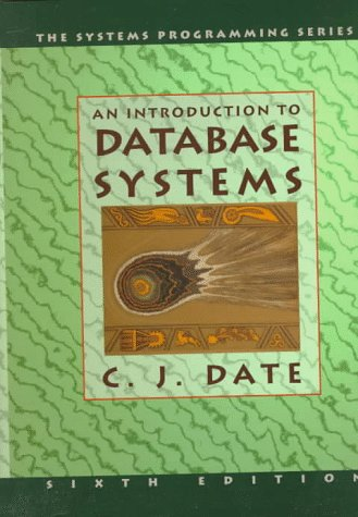 9780201543292: An Introduction to Database Systems (v. 1)