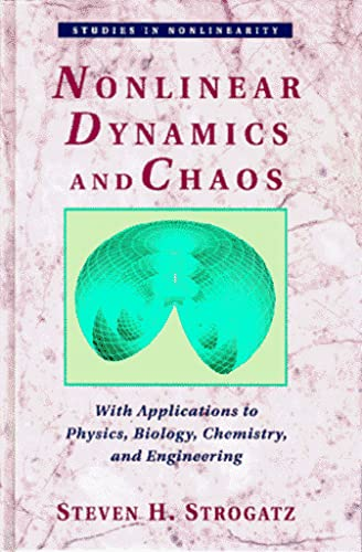 9780201543445: Nonlinear Dynamics And Chaos: With Applications To Physics, Biology, Chemistry And Engineering (Studies in Nonlinearity)