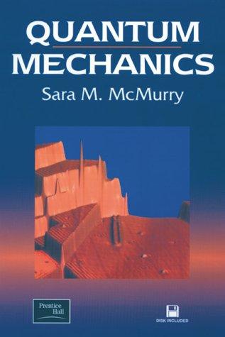 9780201544398: Quantum Mechanics