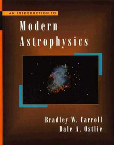 9780201547306: An Introduction to Modern Astrophysics