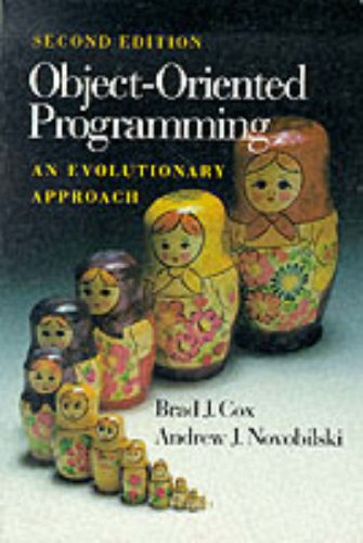 9780201548341: Object-Oriented Programming: An Evolutionary Approach
