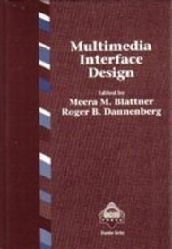 9780201549812: Multimedia Interface Design (Acm Pres Frontier Series)