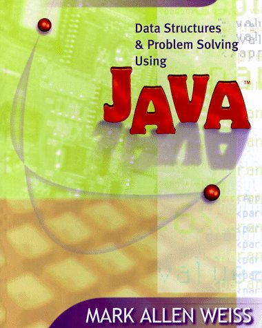9780201549911: Data Structures and Problem Solving Using Java