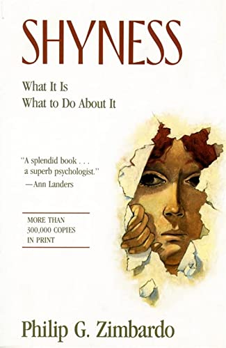 9780201550184: Shyness: What It Is, What To Do About It