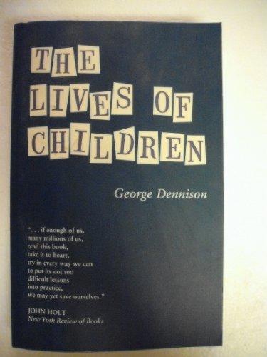 9780201550450: Lives of Children Pb (Classics in Child Development)