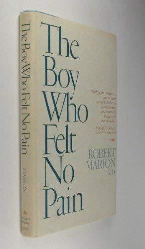 9780201550498: The Boy Who Felt No Pain