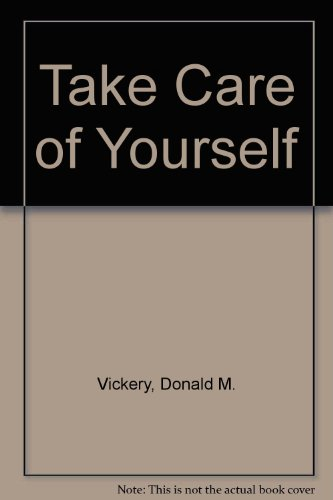 9780201550856: Take Care of Yourself