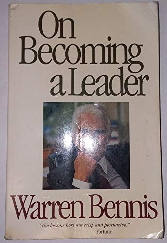 9780201550870: On Becoming A Leader