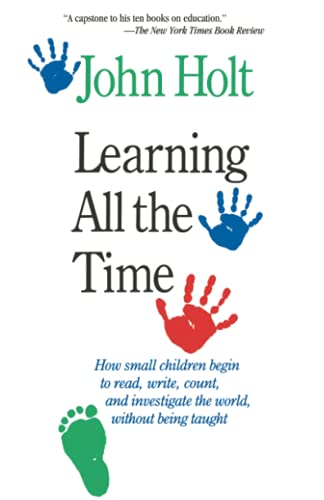 9780201550917: Learning All The Time