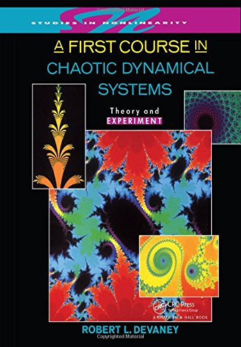 9780201554069: A First Course In Chaotic Dynamical Systems: Theory And Experiment (Studies in Nonlinearity)