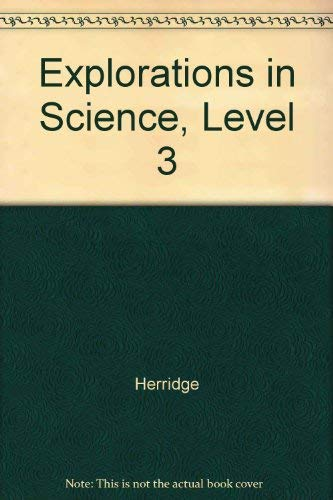 9780201555042: Explorations in Science, Level 3