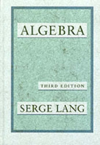 9780201555400: Algebra