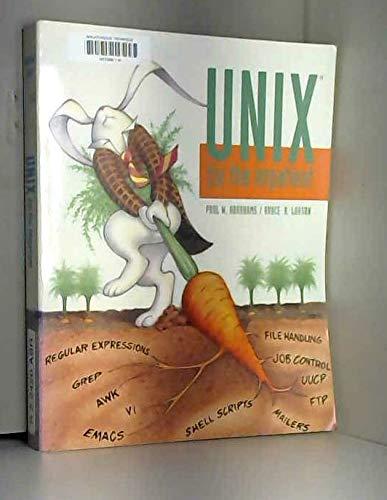 9780201557039: Unix for the Impatient