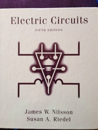 9780201557077: Electric Circuits