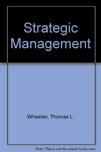 9780201558388: Strategic Management