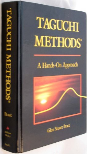 9780201563115: Taguchi Methods: A Hands-On Approach