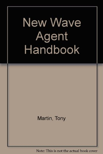 The Newwave Agent Handbook (0201563525) by Tony Martin; Lisa C. Towell