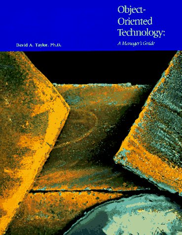 9780201563580: Object-Oriented Technology: A Manager's Guide