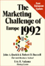 The Marketing Challenge of Europe 1992