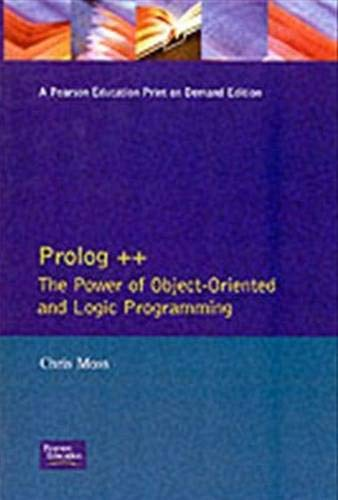 Prolog ++: The Power of Object-Oriented and Logic Programming