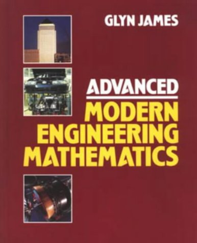 Advanced Modern Engineering Mathematics: James, Prof Glyn
