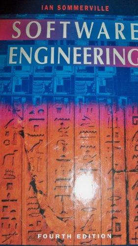 9780201565294: Software Engineering (International Computer Science Series)