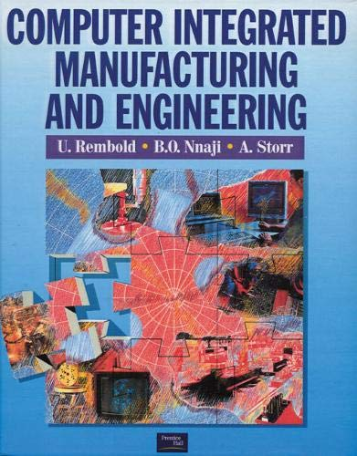 9780201565416: Computer Integrated Manufacturing and Engineering
