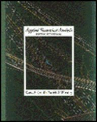 9780201565539: Applied Numerical Analysis