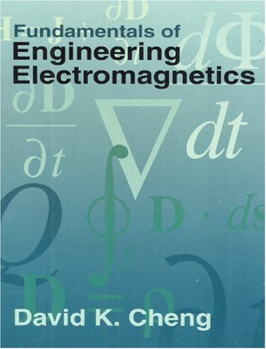 9780201566116: Fundamentals of Engineering Electromagnetics (Addison-Wesley Series in Electrical Engineering)