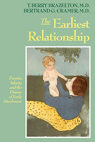 9780201567649: The Earliest Relationship: Parents, Infants, and the Drama of Early Attachment