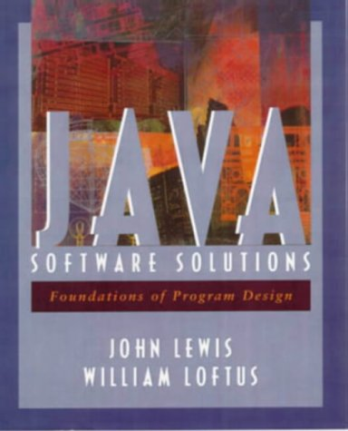9780201571646: Java Software Solutions: Foundations of Program Design