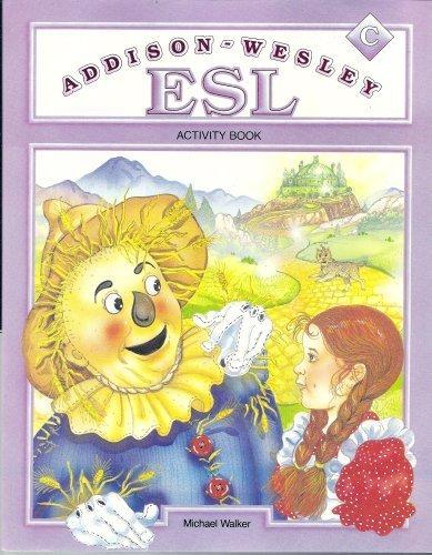 9780201578171: Addison-Wesley ESL Activity Book, Level C