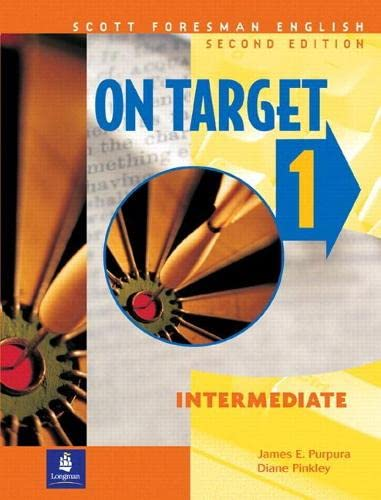 9780201579871: On Target 1: Intermediate: Workbook (Scott Foresman English)