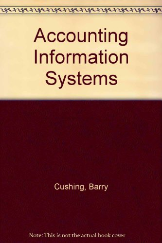 9780201580259: Accounting Information Systems