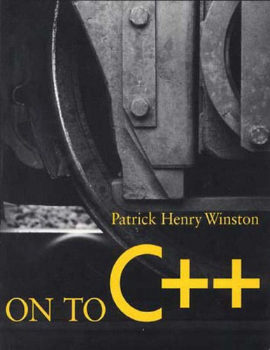 On to C++ (0201580438) by Winston, Patrick Henry