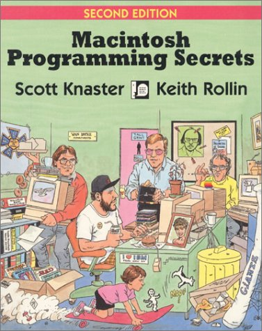 9780201581348: Macintosh Programming Secrets (2nd Edition)