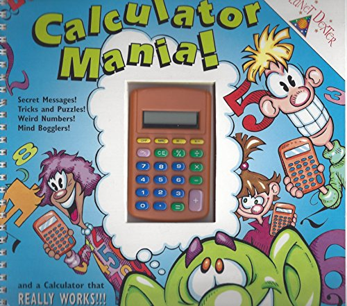 Calculator Mania!: Planet Dexter editors