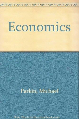 9780201593976: Economics