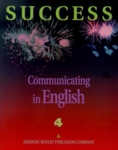 9780201595260: Success: Level 4: Communicating in English