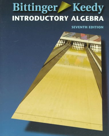 9780201595611: Introductory Algebra