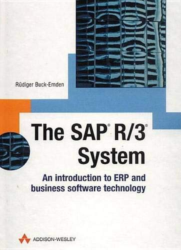 9780201596175: SAP R/3 System: Introduction & Fundamentals of R/3 Technology (2nd Edition)
