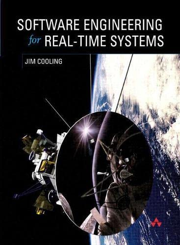 9780201596205: Software Engineering for Real-Time Systems