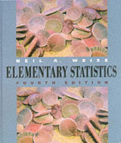 9780201598780: Elementary Statistics (4th Edition)