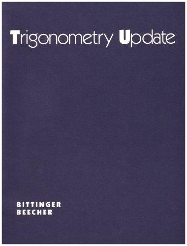 Trigonometry Update: Bittinger