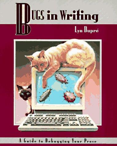 9780201600193: Bugs in Writing